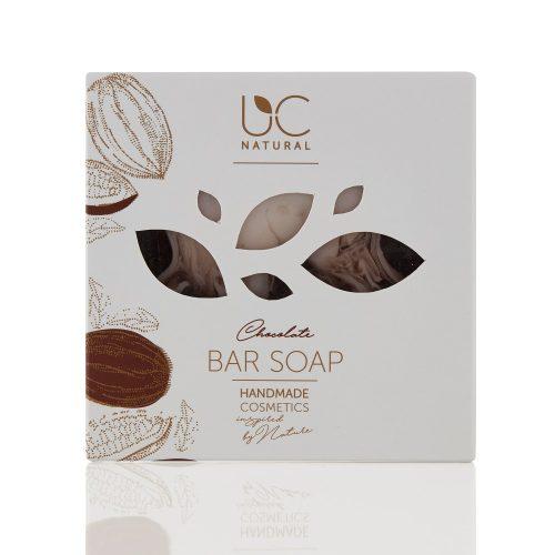 Csokoládé tégla szappan
