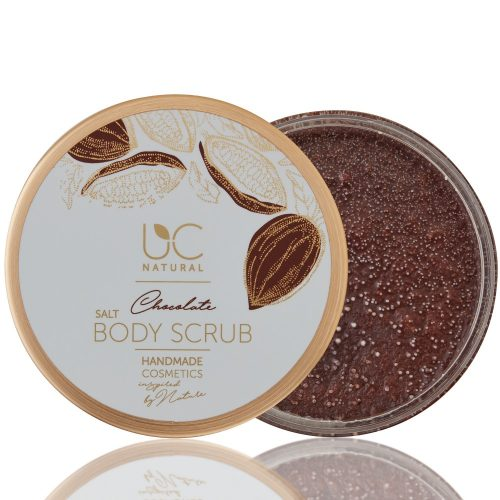 Csokoládé testradír