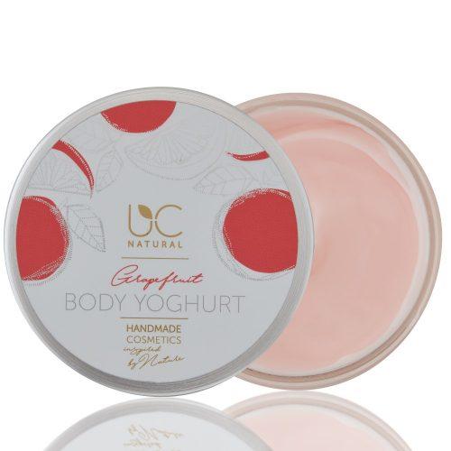 Grapefruit testápoló test joghurt