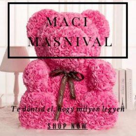 Rose bear maci masnival