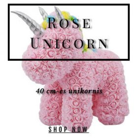 Rose Unicorn unikornis